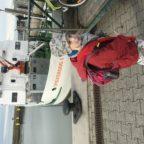 Abfahrt nach Spiekeroog